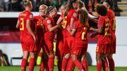 Les Red Flames en passent 6 à la Croatie en qualification pour l'Euro 2021