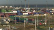 L'Angleterre est le principal partenaire commercial du Port de Zeebrugge