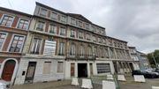 C'est à l'arrière de l'Hôtel de Biolley, place Sommeleville, que seront réunies toutes les archives communales