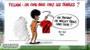 """Un retour de Fellaini chez les Diables? """"On n'a pas un joueur comme lui, c'est clair"""" explique Marc Degryse"""