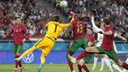 Euro 2020: Hugo Lloris se prend pour Mohammed Ali et provoque un pénalty face au Portugal