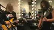 [Zapping 21] Un fan en solo avec Kirk Hammett de Metallica