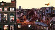 Bruxelles, Paris, New York, Londres... illustrations sublimes
