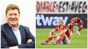 Après la finale de Coupe de Belgique perdue, l'avenir du Standard s'écrit en points d'interrogations