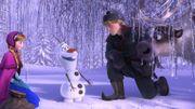 """Les premières images du court métrage """"Frozen Fever"""""""