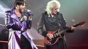 Brian May parle d'Adam Lambert