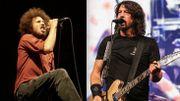 Archive: Dave Grohl et Zack de la Rocha sur scène en1994
