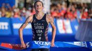 L'Américaine Katie Zaferes remporte le titre mondial en triathlon après sa victoire à Lausanne