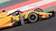 Un écrou, puis une attache d'échappement défaillants : cette fois, McLaren ne peut plus accabler Honda