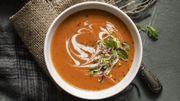 La meilleure soupe à la tomate en grande surface