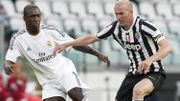 Zinedine Zidane, à droite
