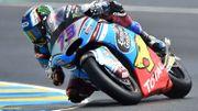 Alex Marquez domine les qualifs Moto2 en Catalogne, Siméon 22e