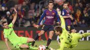 Levante porte réclamation contre le Barça devant le TAS