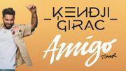 """Remportez l'album de Kendji Girac en interview dans le """"Tip Top"""" !"""