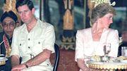 Le prince Charles et la princesse Diana en visite en Indonésie en 1989