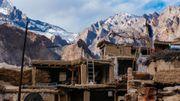 Nyeraks, petit village de montagne à mi-chemin entre Leh et le Zanskar.