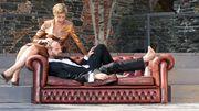 """Un """"Caligula"""" très contemporain au coeur des ruines de Villers-la-Ville"""