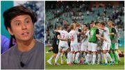 """Swann Borsellino: """"Il n'y a pas d'équipe A et d'équipe B"""" dans l'effectif du Danemark"""