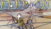Gustav Mesmer, le rêve du vol dans la réalité du sol
