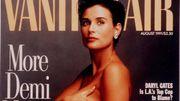 Natalie Portman, enceinte, rend hommage à la célèbre couverture de Demi Moore