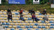 Officiel: le nouveau protocole de la Pro League entrera en vigueur ce week-end, moins de supporters dans les stades