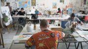 Gugging, pépinière d'art brut, rend hommage à Dubuffet