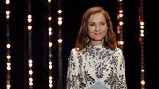Un Molière d'honneur décerné à Isabelle Huppert