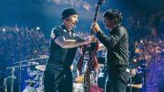 Attentats à Paris - Moins d'un mois après les attentats, Eagles of Death Metal sur scène à Paris