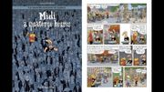 Comics Street: Midi à Quatorze Heures, les Nouvelles Aventures de Lapinot