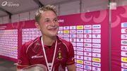 """Wegnez, meilleur joueur du tournoi: """"Gagner 5-0 en Belgique, on ne pouvait pas rêver mieux!"""""""