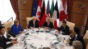 Conflit ukrainien: le G7 prêt à des sanctions supplémentaires contre la Russie