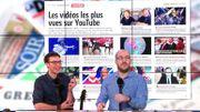 Macron, Youtube, David Goffin et Nafissatou Thiam sont dans la revue de presse