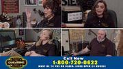 Les stars de Game of Thrones (Cersei, Sansa, Arya, Hodor, Ramsay...) tiennent une hotline pour un sketch