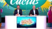 Les Cactus de Jérôme de Warzée de ce jeudi 21 mai