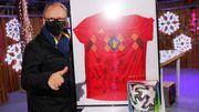 Faites un don à Viva for Life et remportez peut-être le maillot dédicacé des Diables Rouges du Mondial 2018 et le ballon de l'Euro 2021