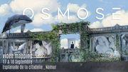 Le Stade des Jeux de la Citadelle de Namur prendra vie avec Osmose, une installation d'art audiovisuel du collectif Glitch