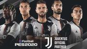 eFootball PES 2020 : La Juventus FC signe un contrat d'exclusivité avec le jeu de Konami