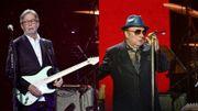 Eric Clapton et Van Morrison partagent un nouveau duo