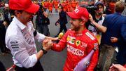 """Pour Toto Wolff, """"aucune bonne équipe ne peut ignorer"""" l'arrivée de Vettel sur le marché"""