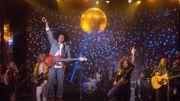 Arcade Fire en mode festif pour un live chez Ellen DeGeneres