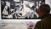 """""""Guernica"""" de Picasso provoque l'émoi dans les travées de l'ONU"""