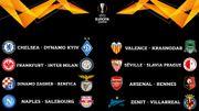 Le Dynamo Kiev pour Chelsea et Hazard, Naples et Mertens face aux tombeurs du Club de Bruges