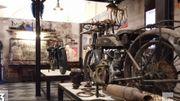 Saroléa, FN ou Gillet... De la plus élémentaire à la première électrique. Durant plus de 50 ans, la moto sera Belge.