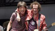 60 ans de rencontre pour Jagger & Richards