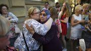 Manchester: le chagrin et les bras accueillants d'un jeune musulman