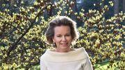 Le Palais Royal fête les 47 ans de la Reine Mathilde avec un cliché exceptionnel