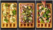 Le bon plan cuisine de la semaine : la gaufre de Bruxelles en version salée