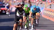 Fraile enlève la 11e étape du Giro, les Belges offensifs