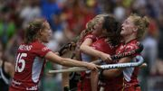 Les Red Panthers viennent à bout de la Nouvelle-Zélande, 5e mondiale
