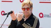 Elton John retrouve le petit Lev